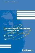 Cover-Bild zu Quantum Decoherence (eBook)