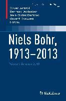Cover-Bild zu Darrigol, Olivier (Hrsg.): Niels Bohr, 1913-2013