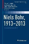 Cover-Bild zu Duplantier, Bertrand (Hrsg.): Niels Bohr, 1913-2013 (eBook)
