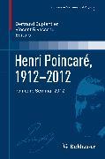 Cover-Bild zu Duplantier, Bertrand (Hrsg.): Henri Poincaré, 1912-2012 (eBook)