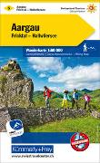 Cover-Bild zu Hallwag Kümmerly+Frey AG (Hrsg.): Aargau - Fricktal - Hallwilersee Nr. 11 Wanderkarte 1:60 000. 1:60'000