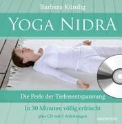Cover-Bild zu Yoga Nidra von Kündig, Barbara