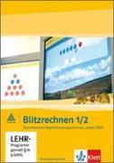 Blitzrechnen 1./2. Schuljahr. CD-ROM. EL von Wittmann, Erich Ch.