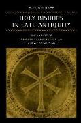 Cover-Bild zu Rapp, Claudia: Holy Bishops in Late Antiquity