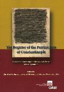 Cover-Bild zu Mitsiou, Ekaterini (Hrsg.): The Register of the Patriarchate of Constantinople (eBook)