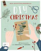 Cover-Bild zu Mielkau, Ina: Mein Adventskalender-Buch: DIY Christmas