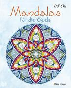Cover-Bild zu Od*Chi: Mandalas für die Seele - 60 handgezeichnete Kunstwerke für mehr Achtsamkeit und Kreativität. Das entspannende Ausmalbuch
