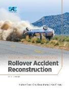 Cover-Bild zu Rose, Nathan A.: Rollover Accident Reconstruction