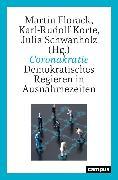 Cover-Bild zu Florack, Martin (Hrsg.): Coronakratie (eBook)