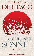 Cover-Bild zu Cesco, Federica de: Die neunte Sonne (eBook)