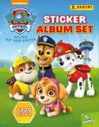 Cover-Bild zu PAW Patrol Sticker Album Set