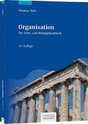 Cover-Bild zu Vahs, Dietmar: Organisation