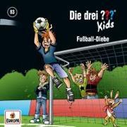 Cover-Bild zu Die drei ??? Kids: 083/Fußball-Diebe