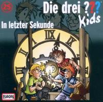 Cover-Bild zu Blanck, Ulf: In letzter Sekunde