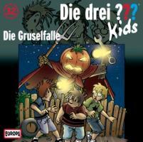 Cover-Bild zu Blanck, Ulf: Die Gruselfalle