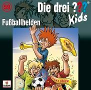 Cover-Bild zu Pfeiffer, Boris: Fußballhelden
