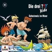 Cover-Bild zu Geheimnis im Meer