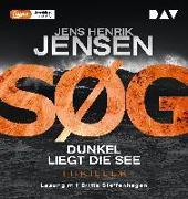 Cover-Bild zu Jensen, Jens Henrik: SØG. Dunkel liegt die See