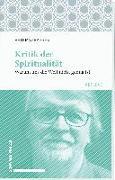 Cover-Bild zu Strasser, Peter: Kritik der Spiritualität