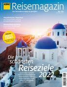 ADAC Reisemagazin 12/21 mit Titelthema Top Reisethemen 2022 von Motor Presse Stuttgart (Hrsg.)