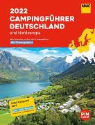 ADAC Campingführer Deutschland/Nordeuropa 2022