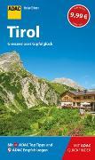 ADAC Reiseführer Tirol von Weindl, Georg