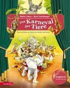 Cover-Bild zu Simsa, Marko: Der Karneval der Tiere