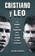 Cover-Bild zu Burns, Jimmy: Cristiano y Leo