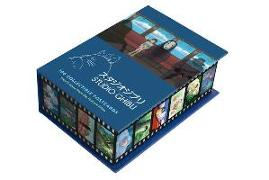 Studio Ghibli: 100 Collectible Postcards von Studio Ghibli (Fotogr.)