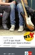 Cover-Bild zu La fille qui rêvait d'embrasser Bonnie Parker von Gagnon, Isabelle