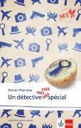 Cover-Bild zu Un détective très très très spécial von Puértolas, Romain