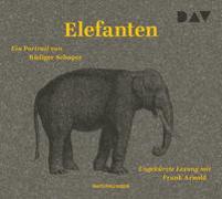 Cover-Bild zu Schaper, Rüdiger: Elefanten. Ein Portrait