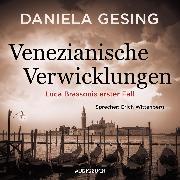Venezianische Verwicklungen (Audio Download) von Gesing, Daniela