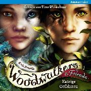 Cover-Bild zu Brandis, Katja: Woodwalkers & Friends. Katzige Gefährten (Audio Download)