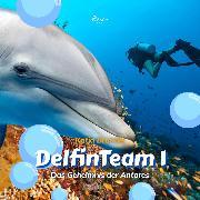 Cover-Bild zu Brandis, Katja: Das Geheimnis der Antares - DelfinTeam 1 (Ungekürzt) (Audio Download)
