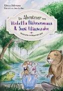 Cover-Bild zu Die Abenteuer von Violetta Bühnenmaus und Susi Mäusezahn Teil 2 (eBook) von Wehrmann, Rebecca