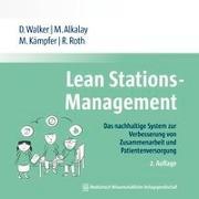 Lean Stations-Management von Walker, Daniel