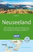 Cover-Bild zu Klüche, Hans: DuMont Reise-Handbuch Reiseführer Neuseeland. 1:15'000'000