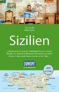 Cover-Bild zu Gründel, Eva: DuMont Reise-Handbuch Reiseführer Sizilien. 1:350'000