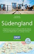 Cover-Bild zu Nowel, Ingrid: DuMont Reise-Handbuch Reiseführer Südengland. 1:750'000
