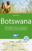 Cover-Bild zu Losskarn, Dieter: DuMont Reise-Handbuch Reiseführer Botswana (eBook)