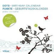 Cover-Bild zu Punkte-Geburtstagskalender von teNeues Calendars & Stationery GmbH & Co. KG