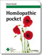 Homöopathie pocket von Brandl, Almut