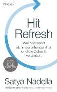 Cover-Bild zu Nadella, Satya: Hit Refresh