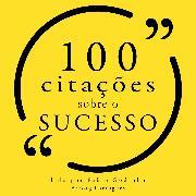 Cover-Bild zu Bonaparte, Napoléon: 100 citações sobre sucesso (Audio Download)