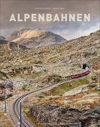 Alpenbahnen von Hüsler, Eugen E.