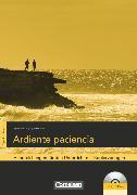 Cover-Bild zu Espacios literarios, Lektüren in spanischer Sprache, B2, Ardiente paciencia, Handreichungen für den Unterricht, Mit CD-Extra - CD-ROM und CD auf einem Datenträger von Skármeta, Antonio