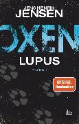 Cover-Bild zu Jensen, Jens Henrik: Oxen. Lupus (eBook)