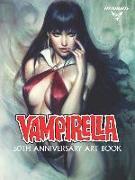 Cover-Bild zu None: Vampirella 50th Anniversary Artbook
