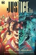 Cover-Bild zu Krueger, Jim: Justice: The Deluxe Edition